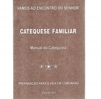 Livro de Catequese - Manual do Catequista 2º Ano 1 unid
